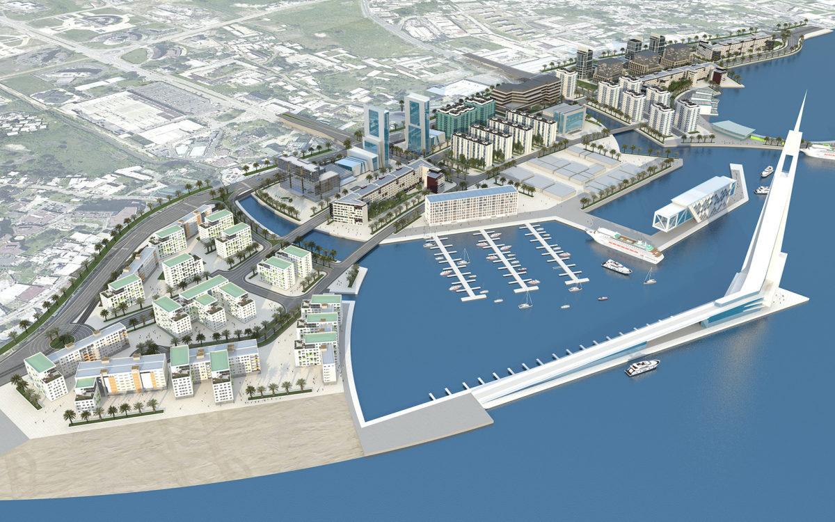 Port Môle de Libreville
